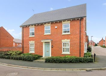 Thumbnail 4 bedroom detached house for sale in Tivey Way, Melbourne, Derbyshire