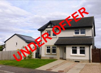 Thumbnail 5 bed detached house for sale in Blackthorn Place, Blairgowrie