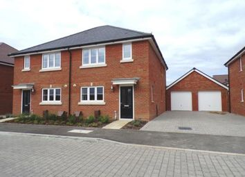 Thumbnail 3 bed semi-detached house for sale in Bader Heights, Meadow Way, Tangmere