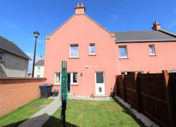 Thumbnail 3 bedroom semi-detached house for sale in Fraser Court, Rothienorman, Inverurie