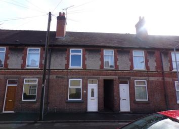 Thumbnail 3 bed property for sale in Gordon Street, Burton-On-Trent, Staffordshire