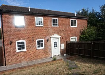 Thumbnail 1 bedroom terraced house for sale in Layham Drive, Luton