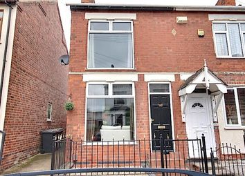 Thumbnail 2 bed semi-detached house for sale in Park Road, Ilkeston