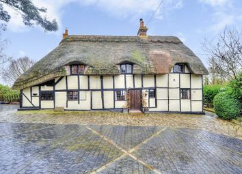 Thumbnail 3 bed detached house for sale in Orchard Way, Botolph Claydon, Buckingham