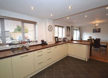 Thumbnail 4 bed terraced house for sale in Woolley Road, Stockwood, Bristol