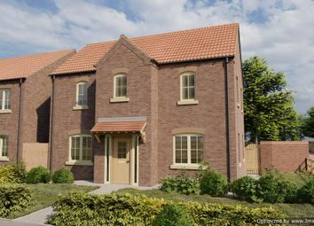 Thumbnail 3 bed detached house for sale in East Lane, Corringham, Gainsborough