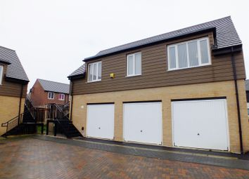 Thumbnail 2 bed flat for sale in Beech Grove, Gipton, Leeds