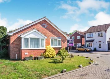 2 bed detached bungalow for sale in Poachers Close, Chatham ME5