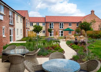 Thumbnail 1 bed flat for sale in William Bradford Court, Tickhill Road, Bawtry