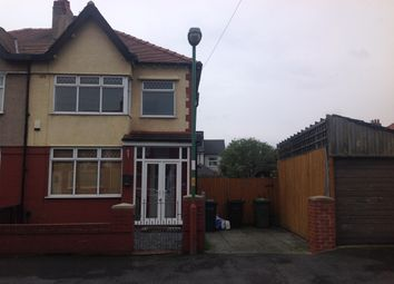 Thumbnail 3 bed semi-detached house for sale in Eden Drive North, Crosby, Liverpool