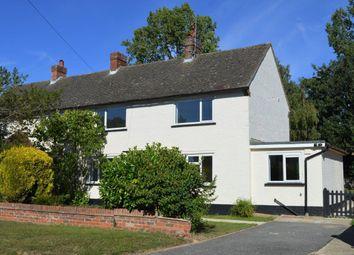 Furnace Avenue, Lamberhurst TN3. 3 bed semi-detached house