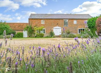 Thumbnail 5 bed barn conversion for sale in Main Road, Deeping St. Nicholas, Spalding