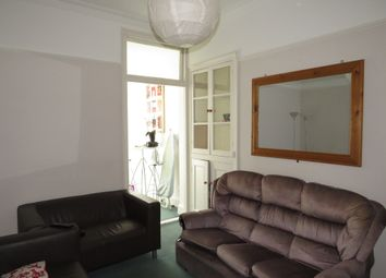Thumbnail 5 bed semi-detached house for sale in Kingsley Road, Mutley, Plymouth