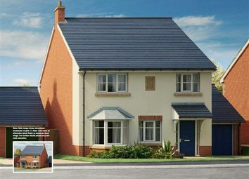 Thumbnail 4 bed detached house for sale in London Road, Woore, Woore Crewe
