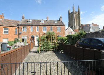 Thumbnail 2 bed terraced house for sale in Market Street, Wells