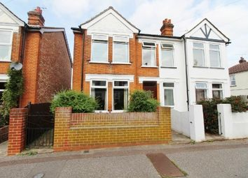 Thumbnail 3 bedroom semi-detached house for sale in Springfield Lane, Ipswich