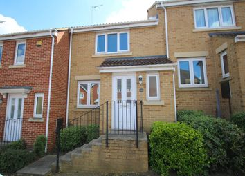 Thumbnail 2 bed terraced house for sale in Spanbourn Avenue, Chippenham