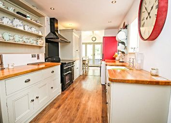 Thumbnail 2 bed property for sale in Village Street, Thruxton
