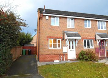 Thumbnail 2 bedroom detached house to rent in Pintail Avenue, Stockport