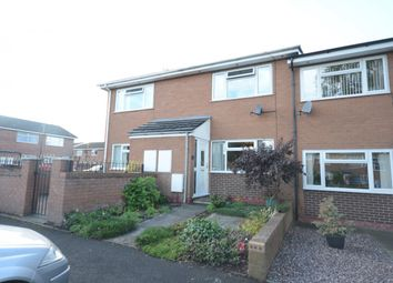 Thumbnail 2 bed terraced house to rent in Fallowfield Court, Crewe