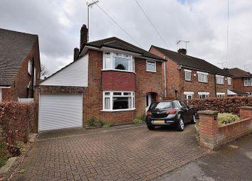 Thumbnail 3 bed detached house for sale in Sundown Avenue, Dunstable