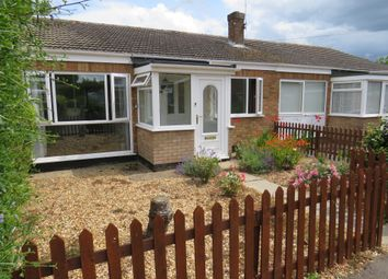 Thumbnail 2 bed terraced bungalow for sale in Lloyds Avenue, Kessingland, Lowestoft