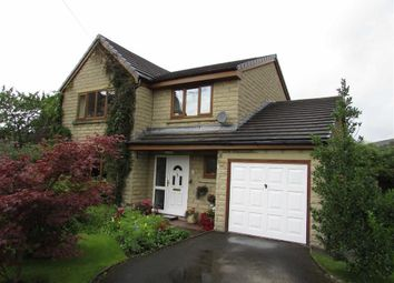 Thumbnail 4 bed detached house for sale in Stockton Drive, Chinley, High Peak
