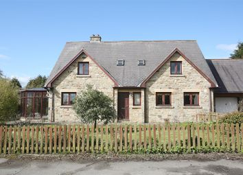 Thumbnail 4 bed detached house for sale in Station Road, Stannington, Morpeth