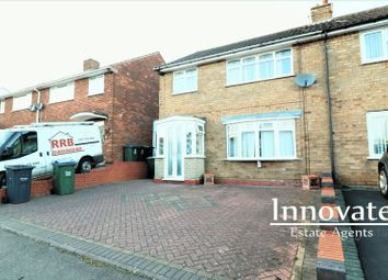 Thumbnail 3 bedroom semi-detached house to rent in Bredon Road, Oldbury