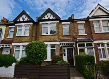 Thumbnail 2 bed terraced house to rent in Vernon Avenue, Raynes Park