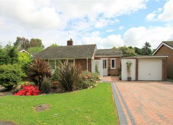 Thumbnail 3 bed detached bungalow for sale in Parkside, Highcliffe, Christchurch, Dorset