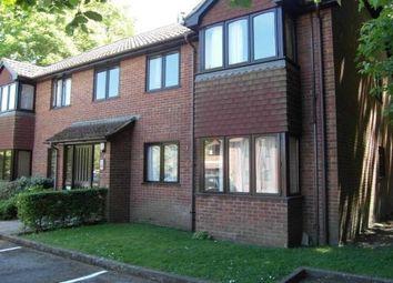 Thumbnail 2 bed flat to rent in Sandy Lane, Church Crookham, Fleet