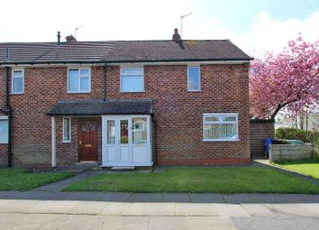 Thumbnail 2 bedroom end terrace house for sale in Rufford Drive, Whitefield, Manchester