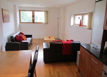 Thumbnail 2 bedroom flat to rent in Crown Point Road, Leeds