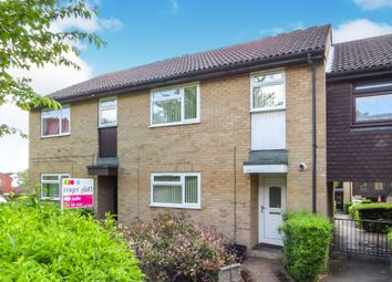 Thumbnail 1 bedroom end terrace house for sale in Fleetham Gardens, Lower Earley, Reading