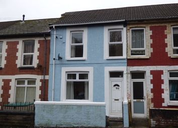 Thumbnail 3 bed terraced house for sale in Upper Adare Street, Pontycymmer, Bridgend