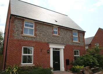 Thumbnail 3 bed detached house to rent in Alexander Avenue, Angmering, Littlehampton