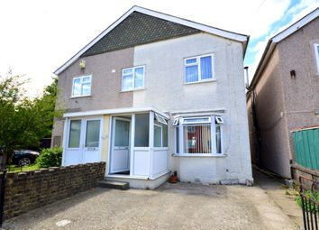 Thumbnail 3 bed semi-detached house to rent in Waterdales, Northfleet, Gravesend