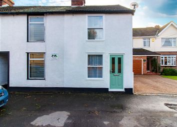 Thumbnail 2 bed end terrace house for sale in Island Road, Upstreet, Canterbury