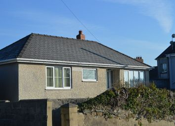 Thumbnail 2 bed bungalow to rent in Parade Road, Carmarthen