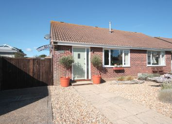 Thumbnail 2 bed semi-detached bungalow for sale in Grebe Close, Milford On Sea