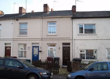 Thumbnail 2 bed terraced house to rent in Charles Street, Reading, Berkshire