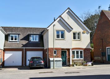 Thumbnail 4 bed link-detached house for sale in Ambrose Corner, Lymington