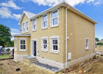Thumbnail 3 bedroom semi-detached house for sale in Great Preston Road, Isle Of Wight, Isle Of Wight
