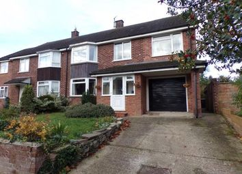 Thumbnail 4 bed semi-detached house for sale in Mallard Hill, Brickhill, Bedford, Bedfordshire