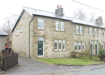 Thumbnail 3 bed end terrace house for sale in Bankfoot, Otterburn, Northumberland