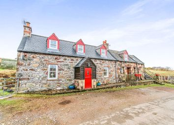 Thumbnail 3 bed detached house for sale in Balchladich, Lochinver, Lairg