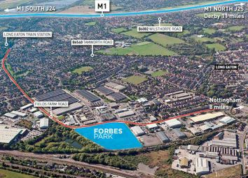 Thumbnail Light industrial to let in Forbes Park, Fields Farm Road, Long Eaton, Nottingham