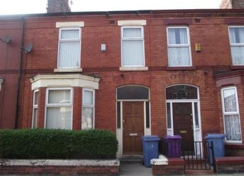 Thumbnail 3 bedroom terraced house for sale in Cranborne Road, Liverpool, Merseyside