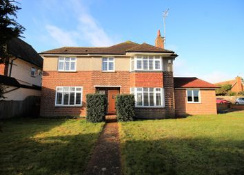 Thumbnail 4 bed detached house to rent in Kings Drive, Eastbourne